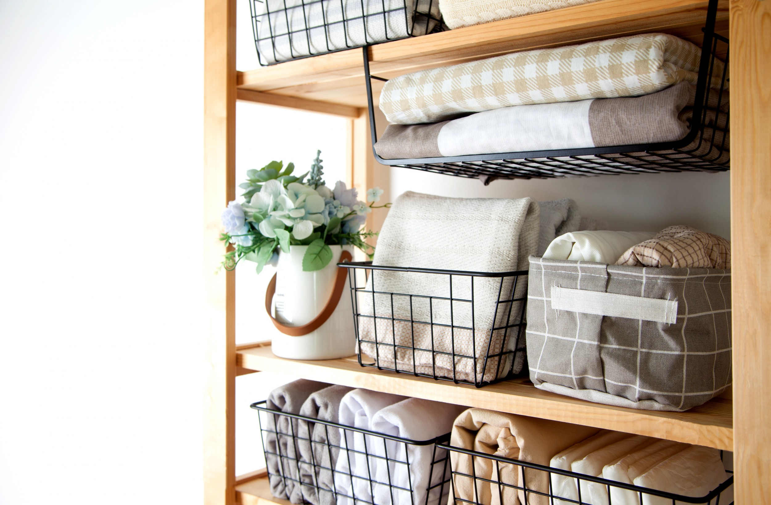 5 satisfying storage solutions for smaller homes