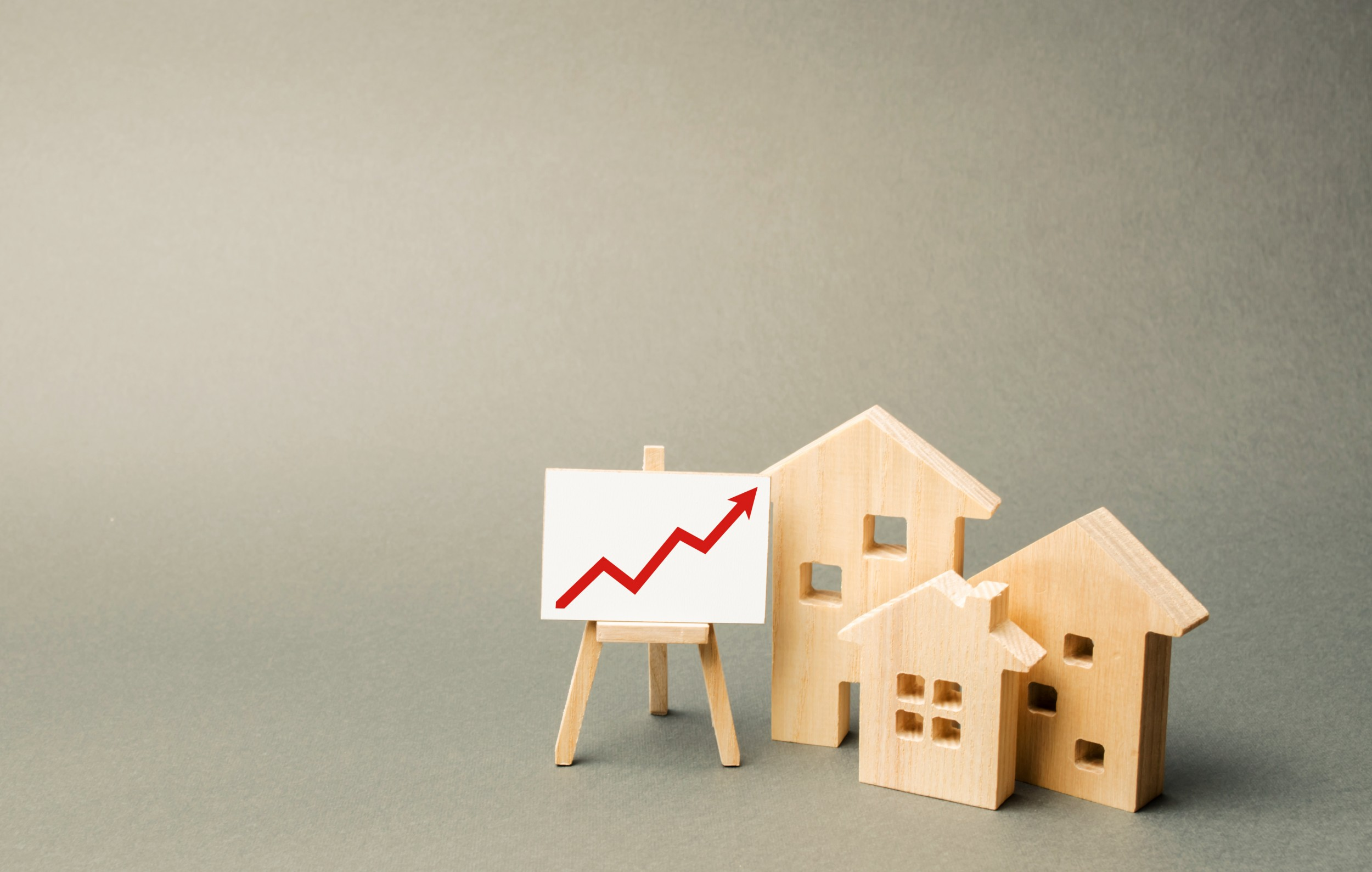 Housing demand rises by a third and reaches the highest level in 16 years!