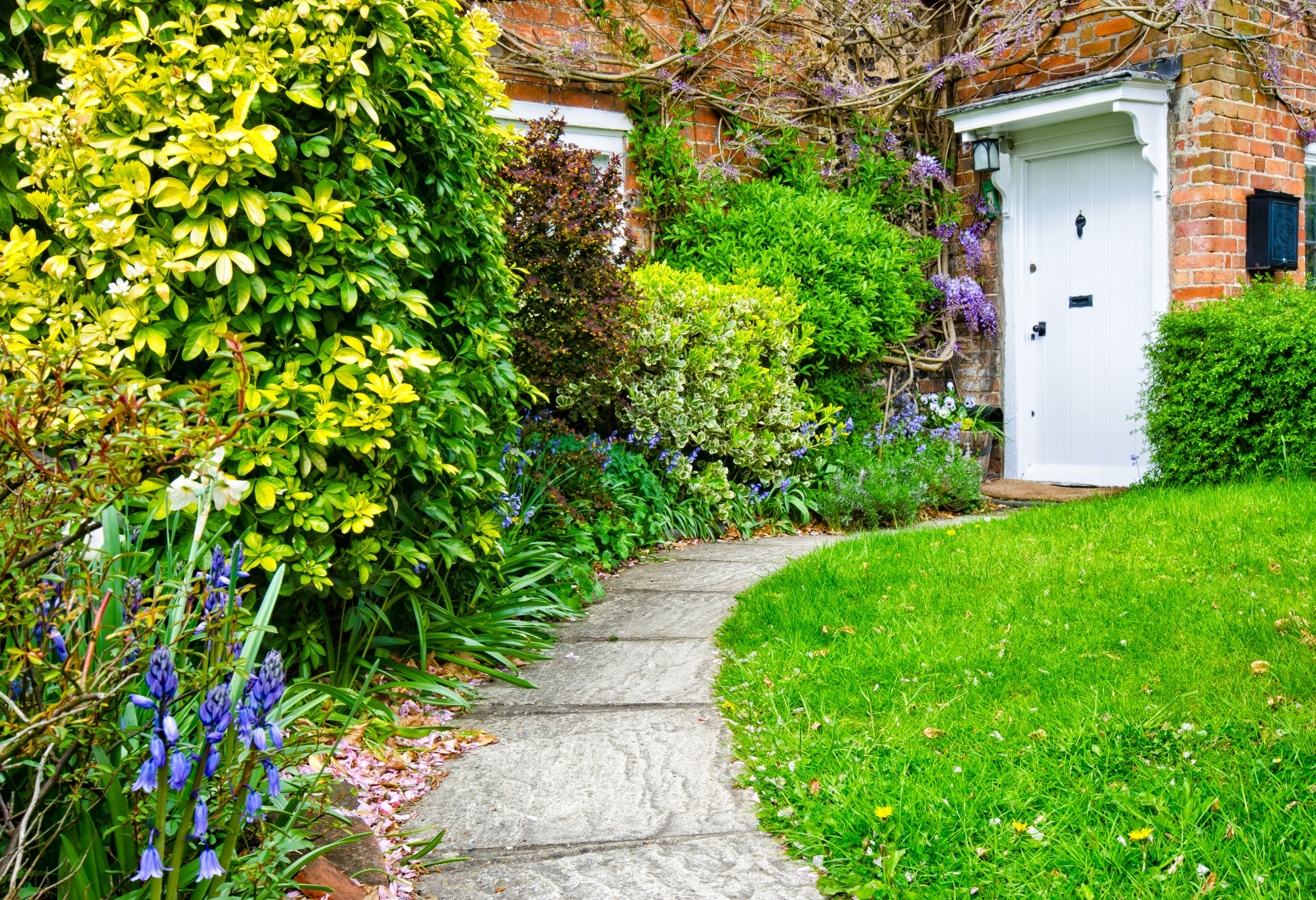 How important is a garden to potential buyers and tenants?